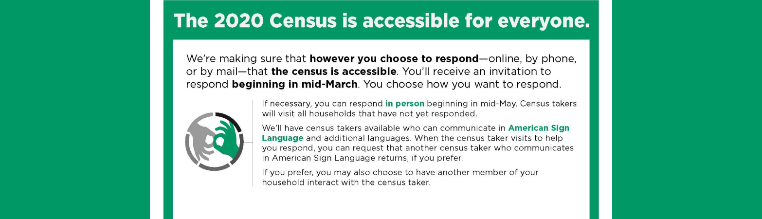 Completing the census 3