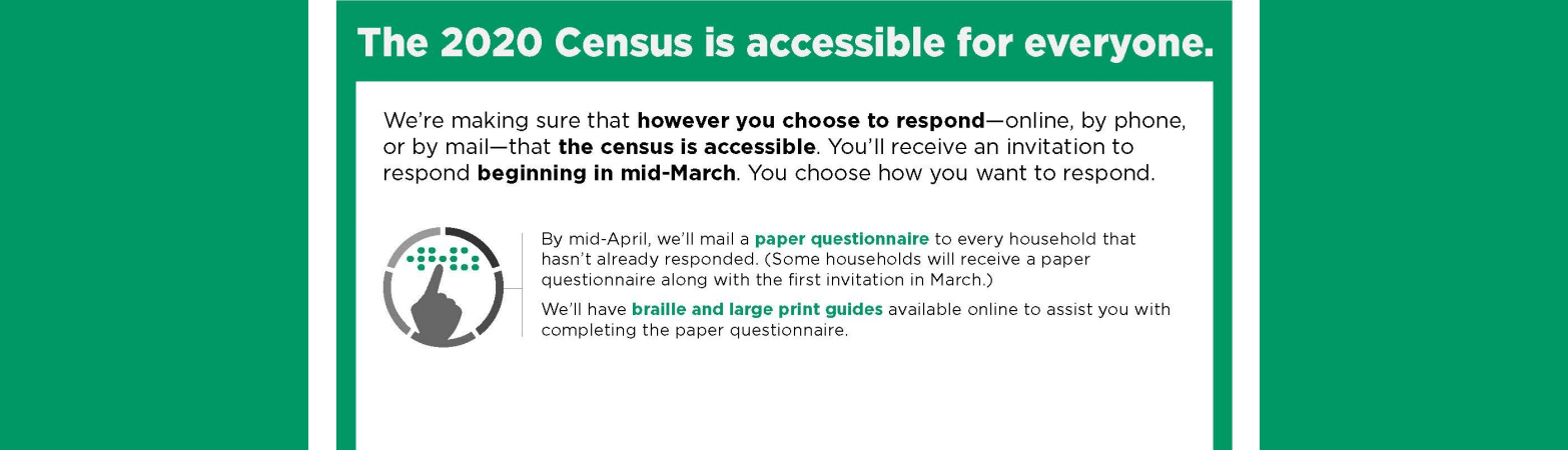Completing the census 2