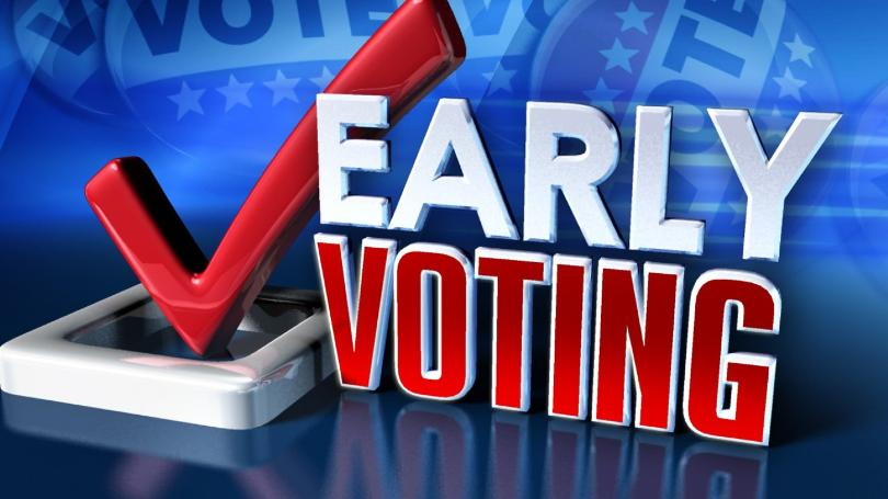 Early Voting: General Election