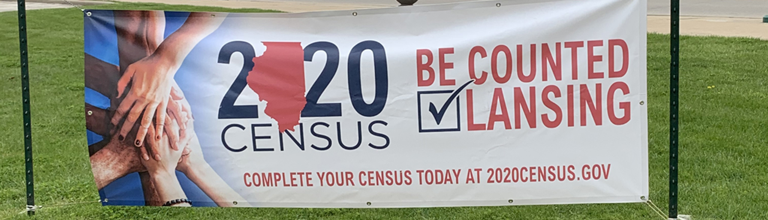 Census: Be counted!