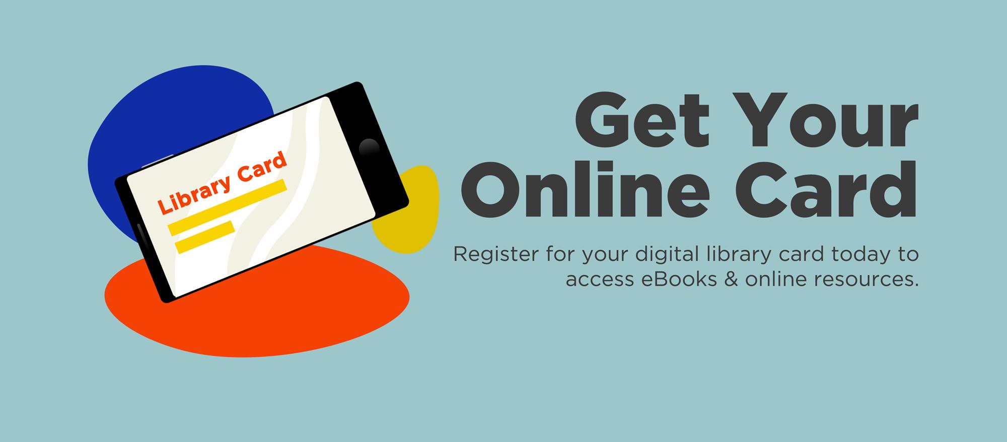 Online Library Card Registration