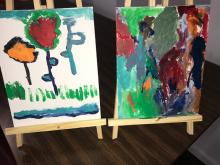 Paint and Sip examples