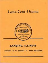 Lansign Centennial Cover
